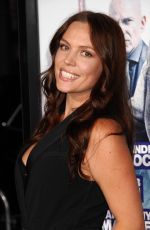 AGNES BRUCKNER at Our Brand Is Crisis Premiere in Hollywood 10/26/2015