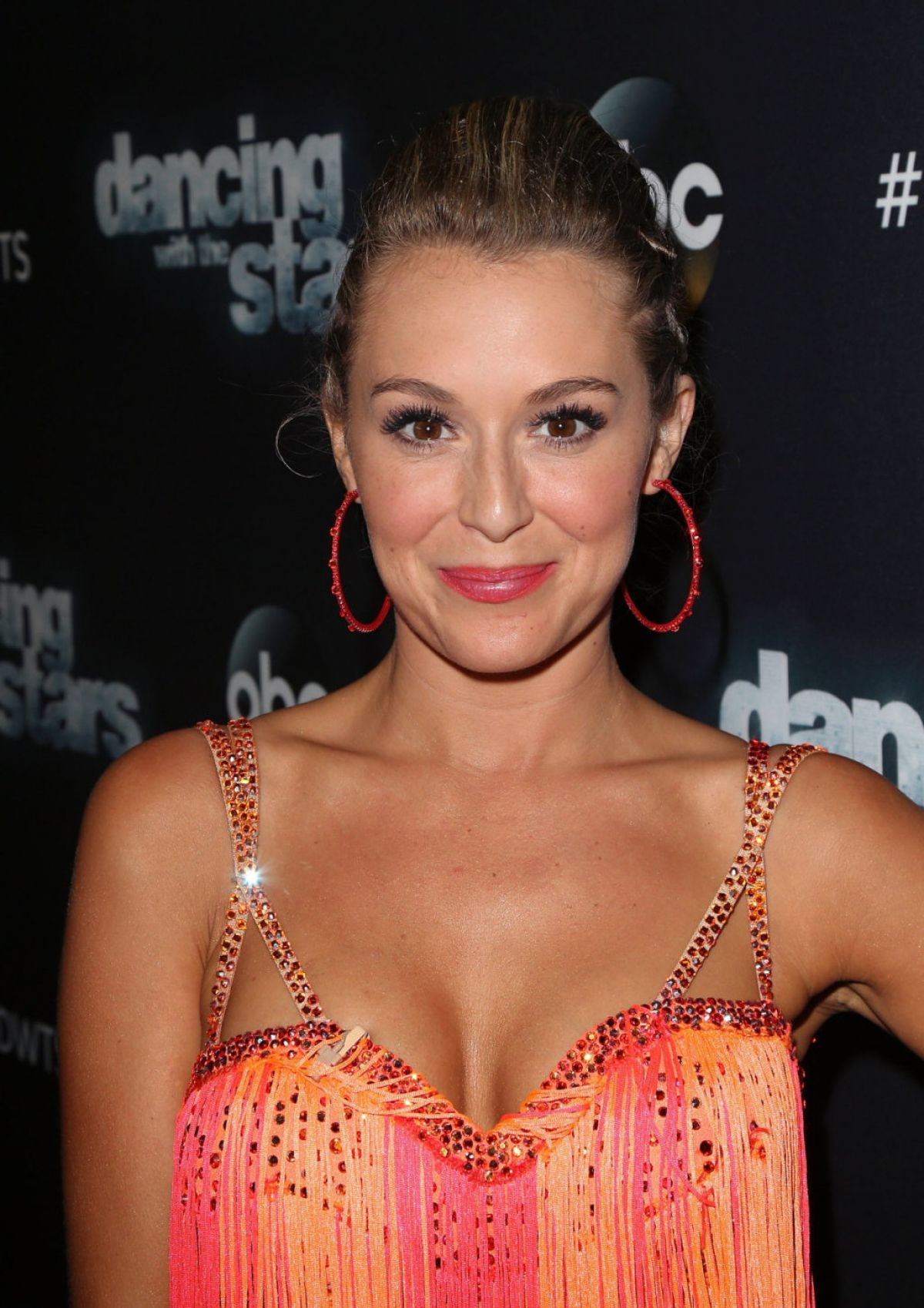 alexa vega at dancing with the stars photo op at cbs studios in los angeles 11 02 1205 hawtcelebs. Black Bedroom Furniture Sets. Home Design Ideas
