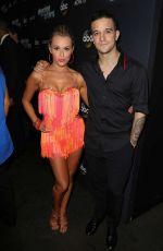 ALEXA VEGA at Dancing With The Stars Photo Op at CBS Studios in Los Angeles 11/02/1205