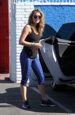 ALEXA VEGA at DWTS Studios in Los Angeles 11/01/2015