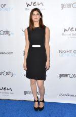 ALEXANDRA DADDARIO at 7th Annual Night of Generosity Gala in Beverly Hills 11/06/2015