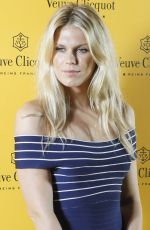 ALEXANDRA RICHARDS at Veuve Clicquot Yelloween Party at Teatro Bodevill in Madrid 10/29/2015