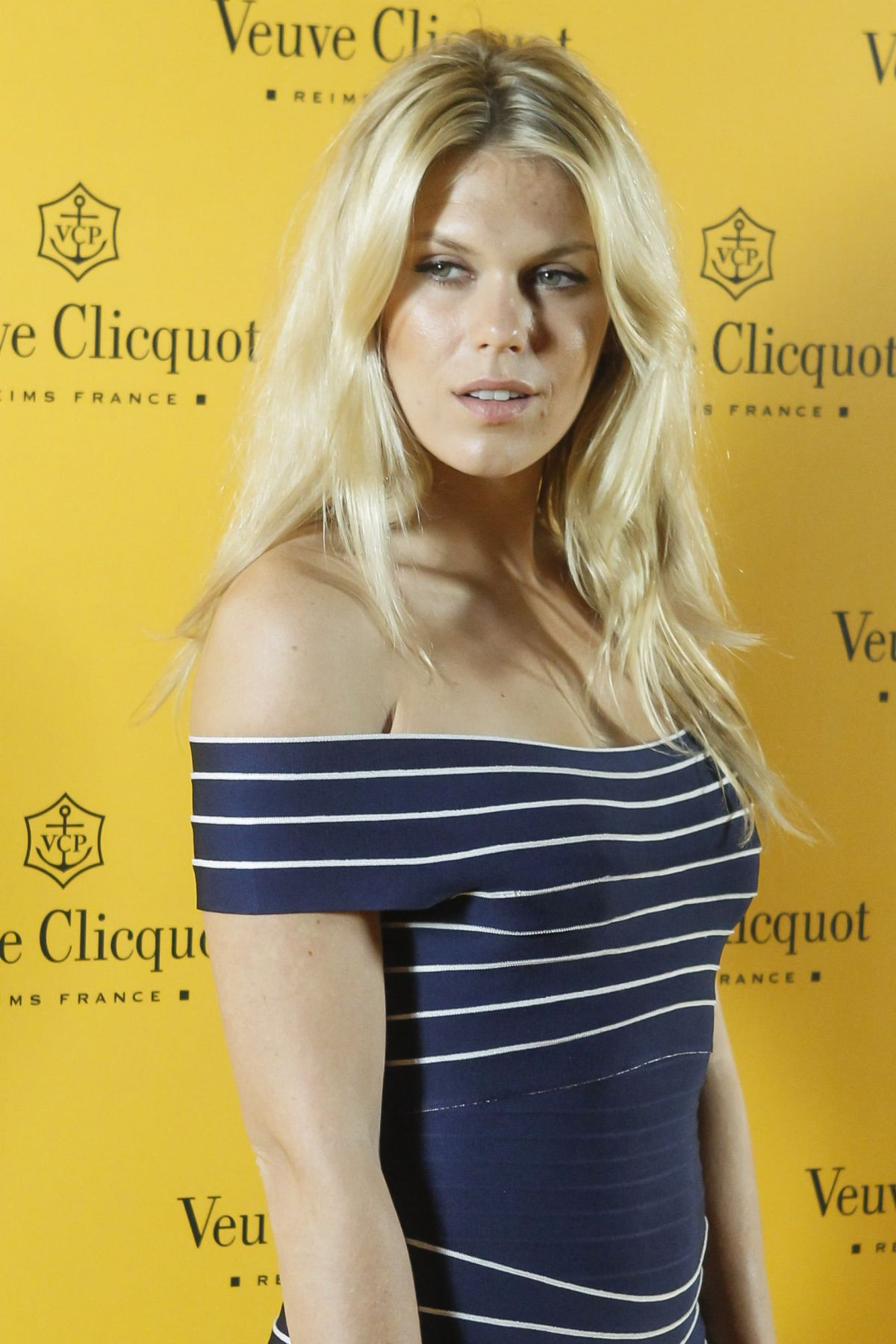 ALEXANDRA RICHARDS at Veuve Clicquot Yelloween Party at Teatro Bodevill in Madrid 10/29/