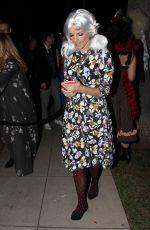 ALI FEDOTOWSKY at Casamigos Halloween Party 10/30/2015
