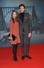 ALICE DWYER at Bridge of Spies Premiere at Zoo Palast in Berlin 11/13/2015