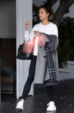 ALICIA VIKANDER at Chateau Marmont Hotel in Los Angeles 11/24/2015