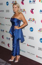ALLI SIMPSON at 29th Annual Aria Awards 2015 in Sydney 11/26/2015