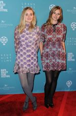 ALYSON ALY MICHALKA at 2015 Napa Valley Film Festival in Yountville 11/12/2015