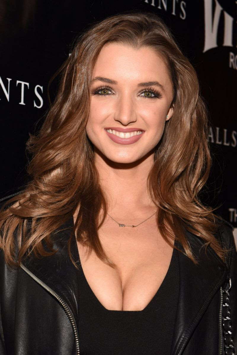 ALYSSA ARCE at Official Viper Room Re-launch Party in West Hollywood 11/17