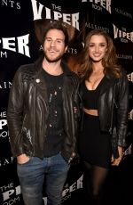 ALYSSA ARCE at Official Viper Room Re-launch Party in West Hollywood 11/17/2015