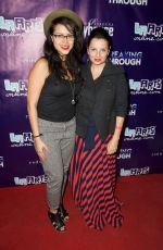 ALYSSA DIAZ at Breaking Trough  Opening Night at Pasadena Playhouse 11/01/2015