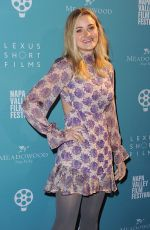 AMANDA AJ MICHALKA at 2015 Napa Valley Film Festival in Yountville 11/12/2015