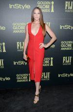 AMANDA RIGHETTI at hfpa and Instyle Celebrate 2016 Golden Globe Award Season in West Hollywood 11/17/2015