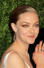 AMANDA SEYFRIED at 12th Annual CFDA/Vogue Fashion Fund Awards in New York 11/02/2015