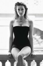 AMBER HEARD in Marie Claire Magazine, November 2015 Issue