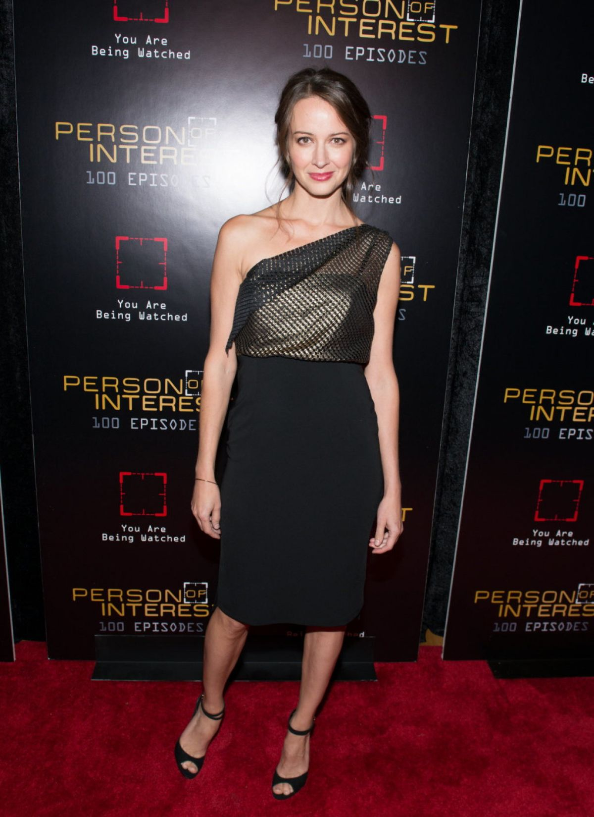 amy-acker-at-person-of-interest-100th-episode-celebration-in-new