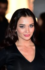 AMY JACKSON at Idris Elba + Superdry Collection Launch in London 11/26/2015