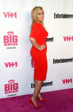 AMY SCHUMER at VH1 Big in 2015 With Entertainment Weekly Awards in West Hollywood 11/15/2015