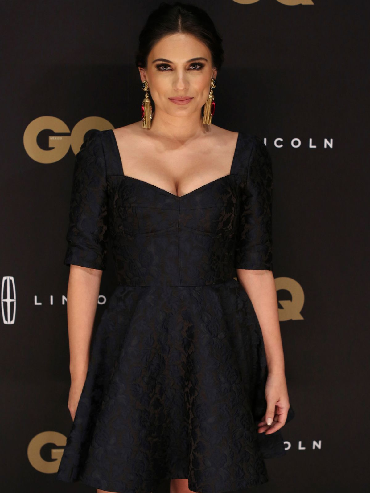 ANA BRENDA CONTRERAS at GQ Men of the Year Mexico Awards 11/04/2015