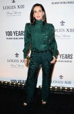 ANA DE LA REGUERA at Louis XIII Celebration of 100 Years The Movie You Will Never See in Los Angeles