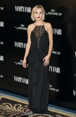 ANA FERNANDEZ at Vanity Fair Personality of the Year Gala in Madrid 11/16/2015