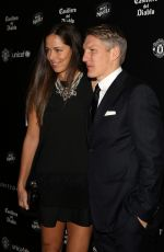 ANA IVANOVIC at Manchester United for Unicef Gala Dinner 11/29/2015