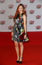 ANDY RACONTE at 17th NRJ Music Awards in Cannes 11/07/2015