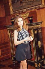 ANNA KENDRICK by Jeremy Liebman for Details Magazine