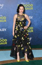 ANNA PAQUIN at The Good Dinosaur Premiere in Hollywood 11/17/2015