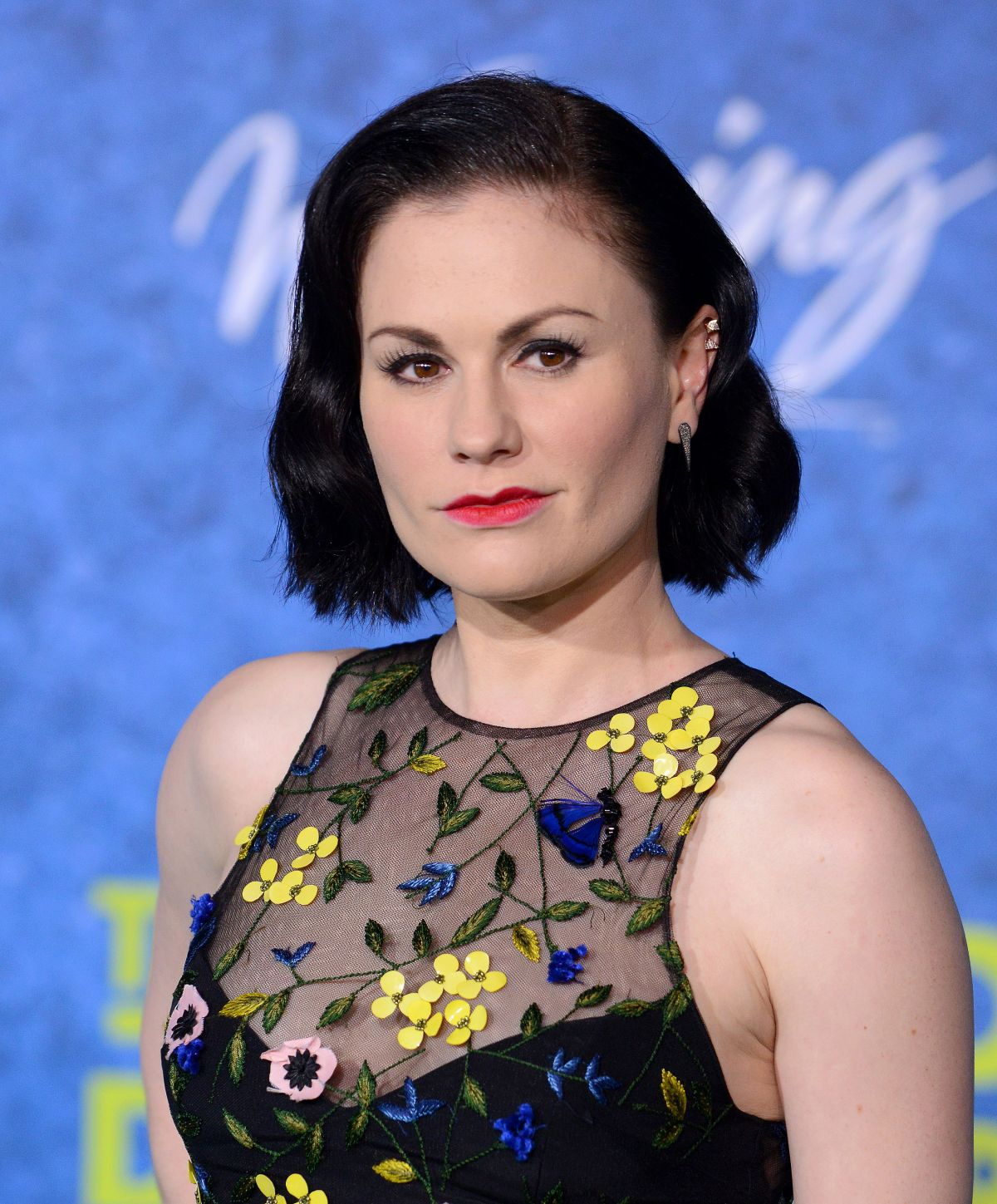 ANNA PAQUIN at The Good Dinosaur Premiere in Hollywood 11 ... Anna Paquin