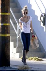 ANNALYNNE MCCORD Out and About in Los Angeles 10/30/2015