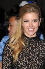 ARIANA MADIX at The Night Before Premiere in Los Angeles 11/18/2015
