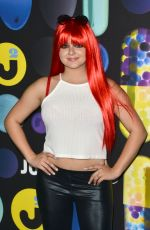 ARIEL WINTER at Just Jared Halloween Party in Hollywood 10/31/2015