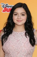 ARIEL WINTER at The Lion Guard: Return of the Roar Premiere in Burbank 11/14/2015