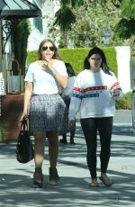 ARIEL WINTER Out and About in Los Angeles 11/13/2015