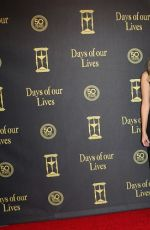 ASGLEY BENSON at Days of Our Lives 50th Anniversary in Los Angeles 11/07/2015