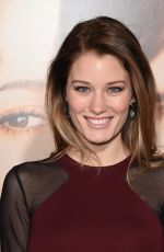 ASHLEY HINSHAW at The Danish Girl Premiere in Westwood 11/21/2015