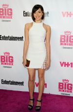 AUBREY PLAZA at VH1 Big in 2015 With Entertainment Weekly Awards in West Hollywood 11/15/2015