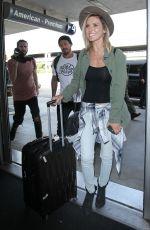 AUDRINA PATRIDGE at Los Angeles International Airport 11/02/2015