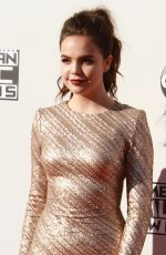 BAILEE MADISON at 2015 American Music Awards in Los Angeles 11/22/2015