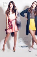 BAILEE MADISON in Glamoholic Magazine, November 2015 Issue