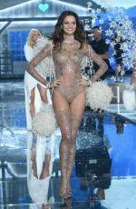 BARBARA FIALHO at Victoria's Secret 2015 Fashion Show in New York 11/10/2015