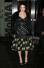 BEE SHAFFER at Museum of Modern Art Film Benefit Honoring Cate Blanchett in New York 11/17/2015