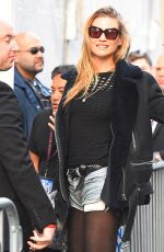 BEHATI PRINSLOO Arrives at Victoria