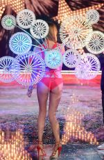 BEHATI PRINSLOO at Victoria's Secret 2015 Fashion Show in New York 11/10/2015