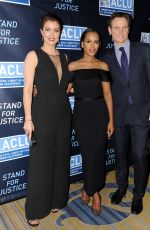 BELLAMY YOUNG at Aclu Socal Hosts 2015 Bill of Rights Dinner in Beverly Hills 11/08/2015