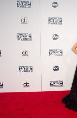 BETTY CANTRELL at 2015 American Music Awards in Los Angeles 11/22/2015
