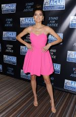 BLANCA BLANCO at Aclu Socal Hosts 2015 Bill of Rights Dinner in Beverly Hills 11/08/2015