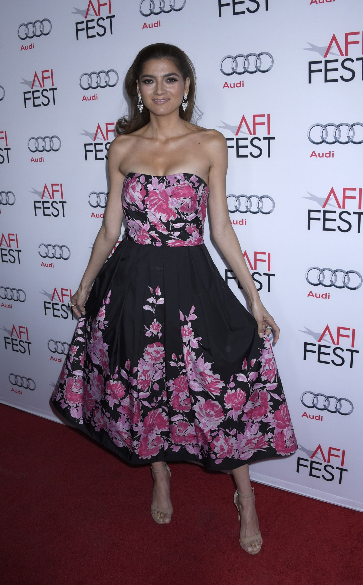 BLANCA BLANCO at AFI Fest 2015 Centerpiece Gala in Hollywood 11/07/2015