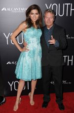 BLANCA BLANCO at Youth Premiere in Los Angeles 11/17/2015
